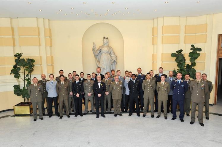 Military Erasmus a Torino