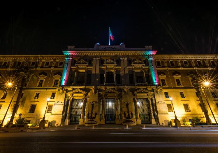 Palazzo Marina apre le porte ai visitatori in occasione di Open House Roma