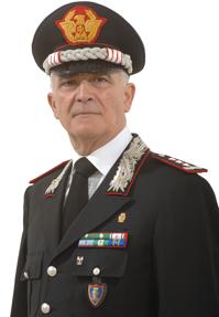 Cambio al vertice dell'Arma dei Carabinieri
