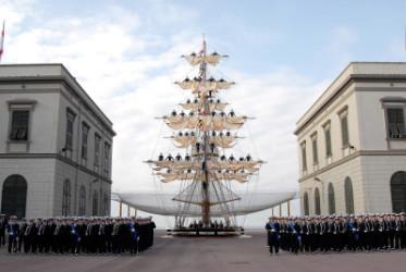 Marina Militare: apertura Anno Accademico 2016/2017