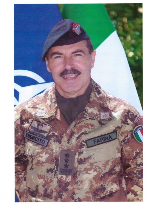 Un Generale italiano alla guida di un comando operativo NATO