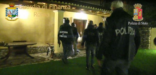 Maxi operazione antidroga tra Italia, America latina e Stati Uniti