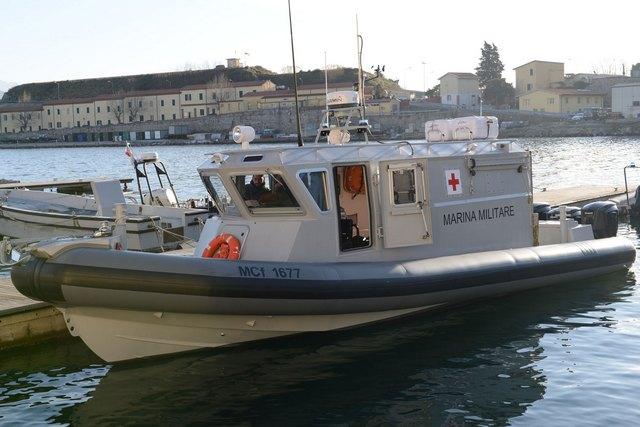 Comsubin: la Marina acquisisce una nuova idroambulanza