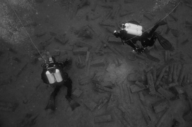I palombari della Marina neutralizzano 315 ordigni esplosivi nelle acque del nord Sardegna