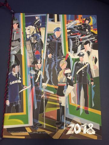 Calendario Storico Carabinieri 2020.Presentazione Del Calendario Storico E Dell Agenda 2018 Dell