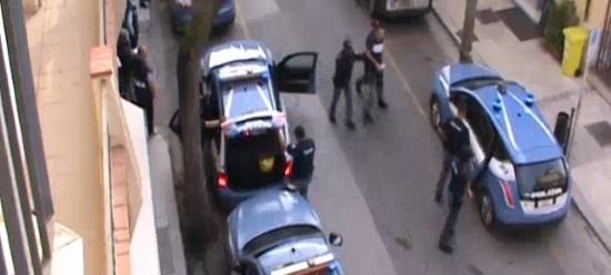 FERMATA A TORINO BANDA SPECIALIZZATA IN FURTI DI AUTO