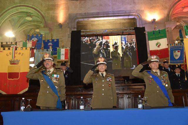 ESERCITO: CAMBIO AL VERTICE DEL COMFOPSUD
