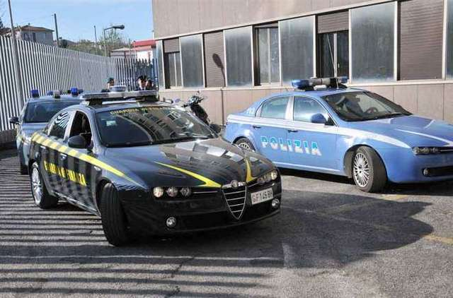 """GDF IMPERIA - POLIZIA DI STATO: LE MANI DELLO STATO TRA I """"PANNI SPORCHI"""" DEI RINALDI"""""""