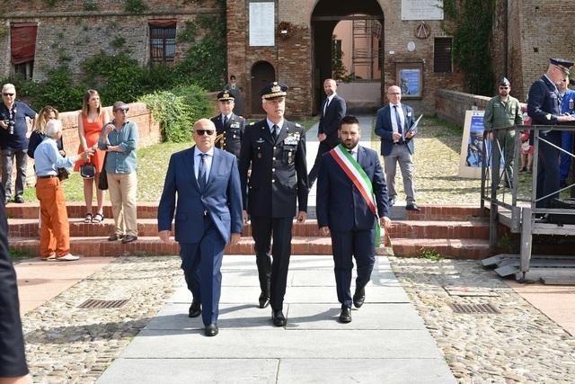 CENTENARIO DELLA MORTE DI FRANCESCO BARACCA