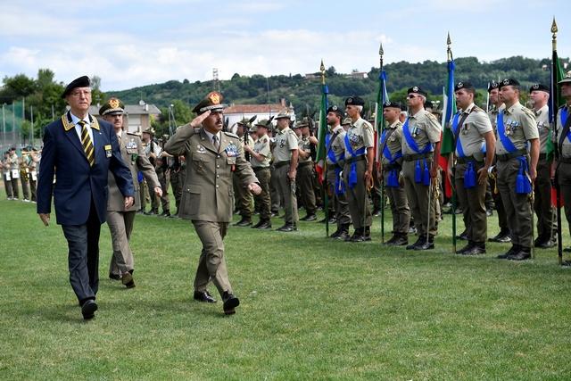 XXX RADUNO NAZIONALE ARTIGLIERI D'ITALIA