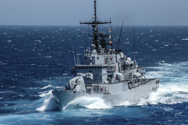 LA FREGATA ESPERO SI UNISCE ALL'OPERAZIONE NATO SEA GUARDIAN