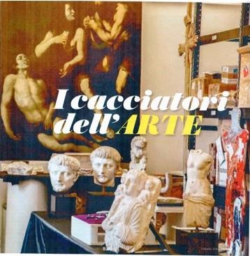 I CACCIATORI DELL'ARTE