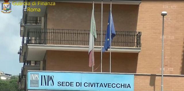 GDF ROMA: INCASSA LA PENSIONE DEL PADRE DECEDUTO PER OLTRE 12 ANNI.DENUNCIATO PER TRUFFA ALL'INPS