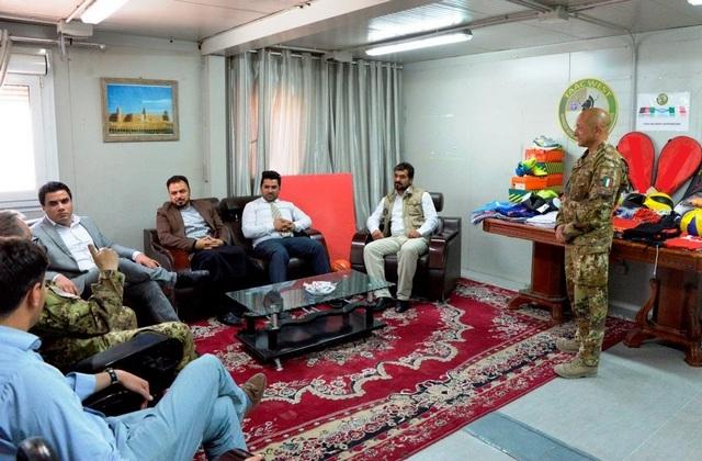 MISSIONE IN AFGHANISTAN: GRANDE SOLIDARIETÀ E SPORT AD HERAT