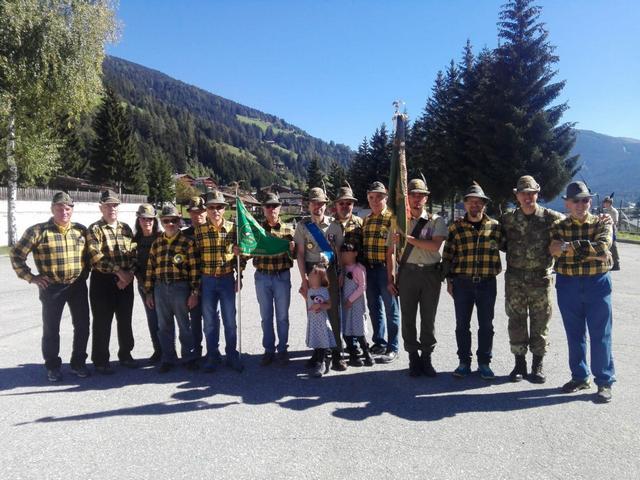 CERIMONIA DEL CAMBIO DEL COMANDANTE DI BATTAGLIONE BASSANO DEL 6° ALPINI