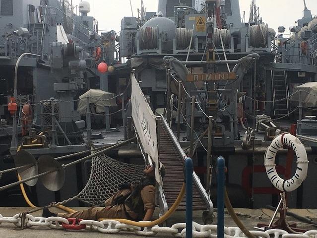 DYNAMIC MOVE 2018, E' INIZIATA L'ESERCITAZIONE DI CONTROMISURE MINE DELLA NATO
