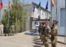 MISSIONE IN AFGHANISTAN: GENERALE MILLER IN VISITA A HERAT