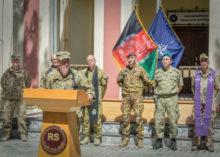 AFGHANISTAN: CERIMONIA IN ONORE DEI CADUTI ITALIANI