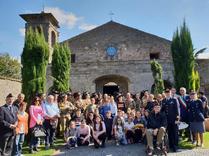 La Scuola Specialisti partecipa al ricordo dei caduti nelle missioni internazionali di pace