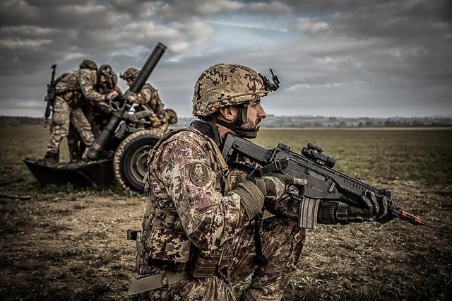 MANGUSTA 2018 ESERCITAZIONE INTERFORZE DELLE FORZE ARMATE