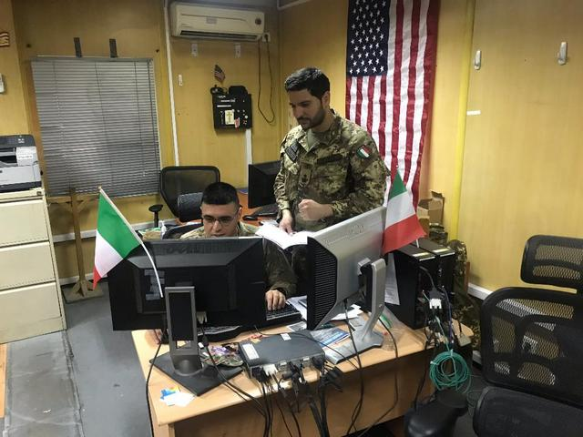 MISSIONE IN AFGHANISTAN: CORSI SPECTRUM MANAGEMENT A KABUL