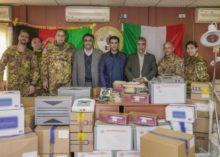 AFGHANISTAN: CIMIC, SOSTEGNO AL DIPARTIMENTO SANITÀ DI HERAT