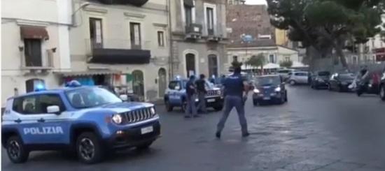 CATANIA: NUOVI UFFICI PER IL REPARTO PREVENZIONE CRIMINE