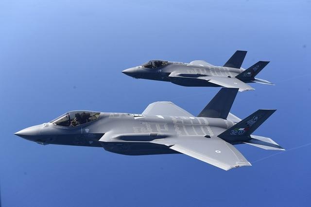 RISCHIERAMENTO F-35 A DECIMOMANNU, CONTINUA ADDESTRAMENTO VERSO PIENA CAPACITÀ OPERATIVA DEL SISTEMA