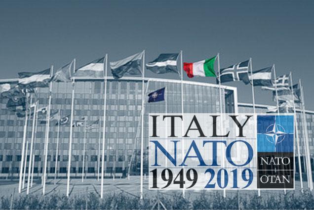 NATO: 70° ANNIVERSARIO DALLA FONDAZIONE