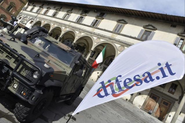 """FORZE ARMATE: CONSENSO UNANIME PER LA PARTECIPAZIONE A """"FIRENZE DEI BAMBINI"""""""