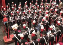 CONCERTO DELLA BANDA DEI CARABINIERI PER I 205 ANNI DI FONDAZIONE DELL'ARMA
