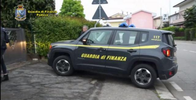 FRODE FISCALE E RICICLAGGIO, ARRESTI E SEQUESTRI IN ITALIA E ALL'ESTERO