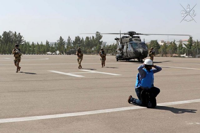 MISSIONE IN AFGHANISTAN: CRISIS RESPONSE AL TAAC W