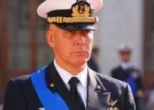 Congratulazione al Capo di Stato Maggiore Marina