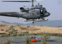 CAMPAGNA ANTINCENDIO: LE FORZE ARMATE CONTRO L'EMERGENZA ROGHI