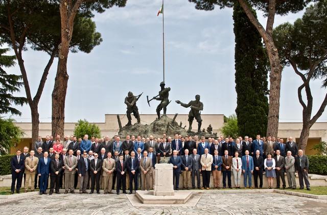 NATO MILITARY ENGINEER WORKING GROUP AL COMANDO GENIO