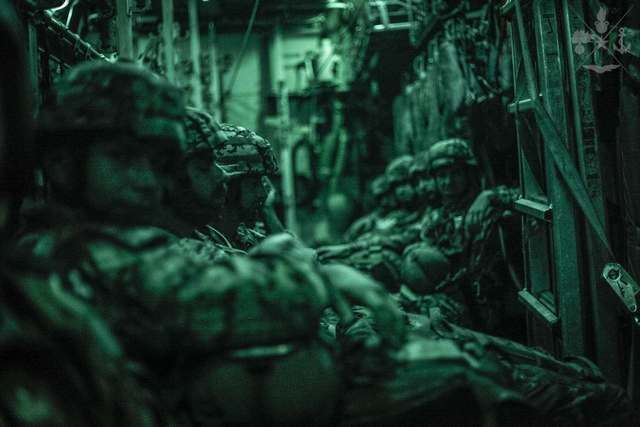 ESERCITAZIONE NATO: CONCLUSA LA SWIFT RESPONSE 19