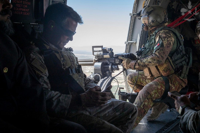 AFGHANISTAN: IL GEN. MILLER A HERAT PER UNA SECURITY SHURA