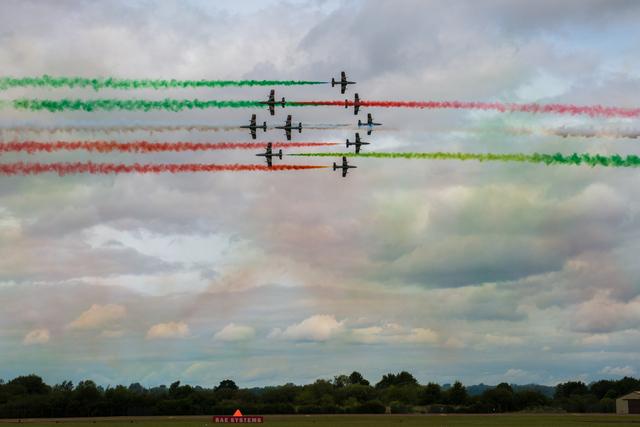 L'AERONAUTICA MILITARE PARTECIPA AL ROYAL INTERNATIONAL AIR TATTOO 2019