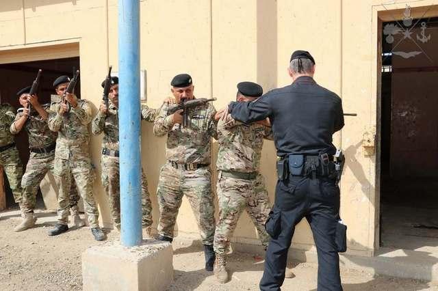MISSIONE IN IRAQ, ADDESTRAMENTO A FAVORE DELLA ENERGY POLICE