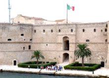 MARINA MILITARE: RECORD GIORNALIERO DI VISITATORI AL CASTELLO ARAGONESE DURANTE IL PERIODO DI FERRAGOSTO
