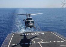 NATO: ATTIVITÀ OPERATIVA E DI ADDESTRAMENTO PER NAVE VESUVIO
