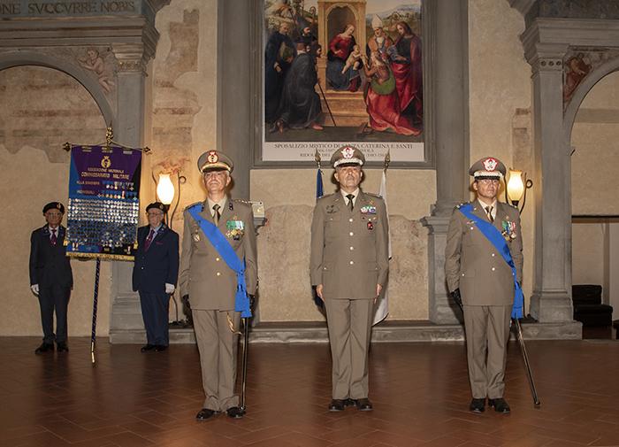 Firenze:cambio al vertice della direzione di amministrazione dell'Esercito Italiano