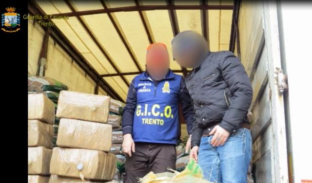 OPERAZIONE CARTHAGO - SGOMINATO TRAFFICO INTERNAZIONALE DI DROGA TRA MAROCCO, SPAGNA, SVIZZERA, OLANDA ED ITALIA