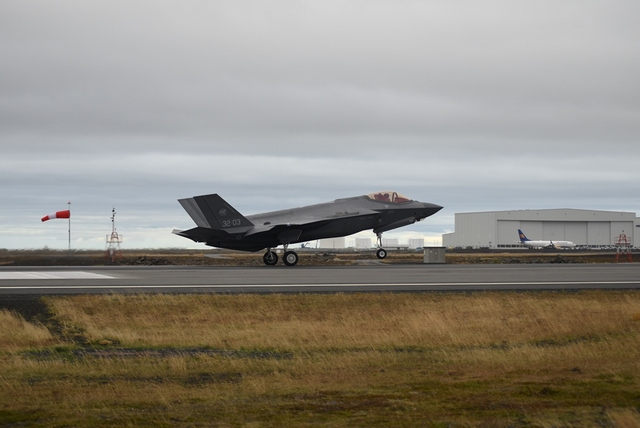 ISLANDA: AL VIA L'OPERAZIONE NATO NORTHERN LIGHTNING