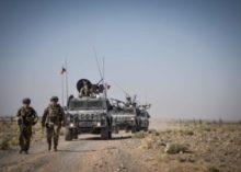 STATO MAGGIORE DIFESA: MILITARI ITALIANI SONO RIMASTI COINVOLTI NELL'ESPLOSIONE DI UN IED IN IRAQ