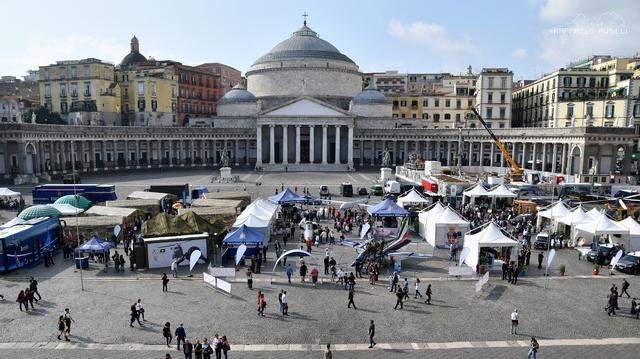 Napoli, 4 Novembre 2019 Giorno dell'Unità Nazionale e Giornata delle Forze Armate