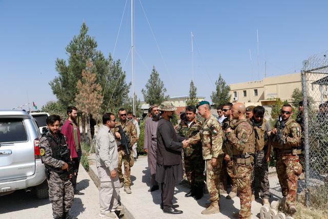 MISSIONE IN AFGHANISTAN: ASSISTENZA ALLE FORZE DI SICUREZZA AFGANE