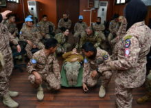 Missione in Libano: Il Sector West a guida italiana addestra le Lebanese Armed Forces