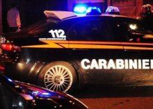 MANFREDONIA: IN FUGA DAI CARABINIERI NELLA NOTTE SULL'AUTO RUBATA.